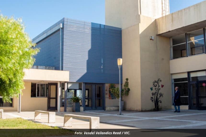 La vuelta a clases en el Liceo Mercedes Giavi de Adami
