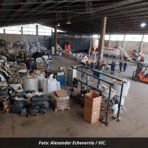 Durazno: novel empresa de reciclaje procesará 100 toneladas de nylon por mes