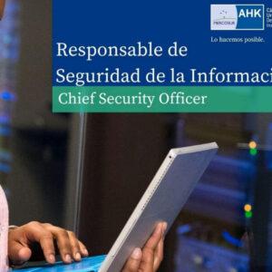 """Capacitación en línea: """"Responsable de Seguridad de la Información"""""""