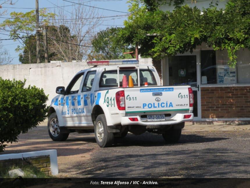 Detenidos por la rapiña cometida en Ismael Cortinas fueron formalizados