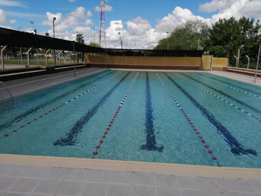 Mejoras a la vista en la Plaza de Deportes de Ismael Cortinas